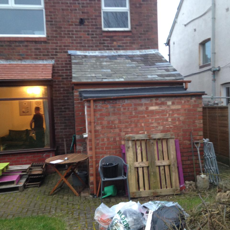 Kitchen Extension And Bi-fold Doors