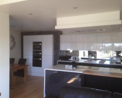 bespoke kitchen re design